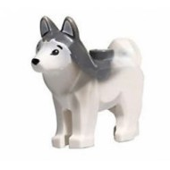 LEGO Animals - Dog Husky