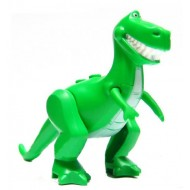 LEGO Toy Story Minifigures - Bright Green Dino 'Rex'