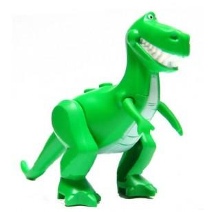 LEGO Toy Story Minifigures - Bright Green Dino 'Rex'