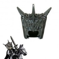 LEGO Minifigure Headgears - Mouth of Sauron Spiked  Helmet