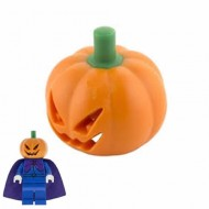 LEGO Minifigure Headgears - Pumpkin Head