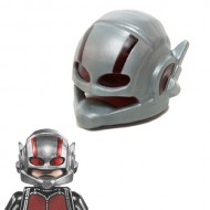 LEGO Minifigure Headgears - Antman Flat Silver Helmet