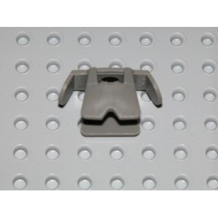 LEGO Minifigure Bodywears - Dark Bluish Gray Minifig, Armor Ninja Style