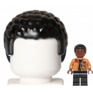 Minifig, Hair Male with Coiled