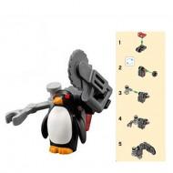 LEGO Super Heroes Minifigures - hench-penguin (70909) (Halloween)