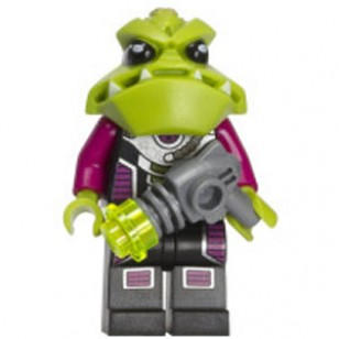 LEGO Alien Conquest Minifigures - Alien Trooper