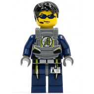 LEGO Agents Minifigures - Agent Chase - Body Armor