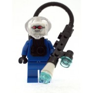 LEGO Mr. Freeze with freeze gun