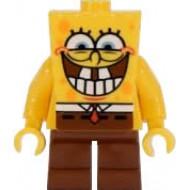 LEGO SpongeBob SquarePants Minifigures - SpongeBob - Grin with Bottom Teeth