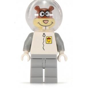 LEGO SpongeBob SquarePants Minifigures - Sandy Cheeks - White Legs