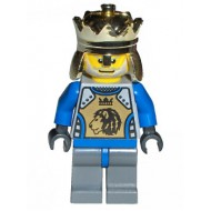 LEGO Knights Kingdom II Minifigures - Knights Kingdom II - King Mathias