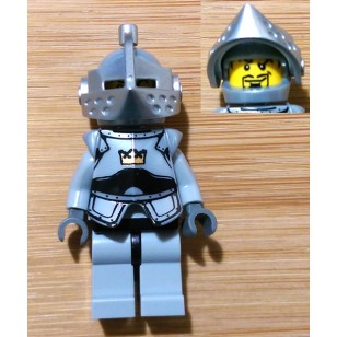 LEGO Castle Minifigures - Fantasy Era Crown Knight Plain with Breastplate