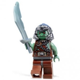 Fantasy Era - Troll Warrior 3 (Orc)