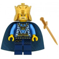 LEGO Castle Minifigures - Castle Lion King 70404