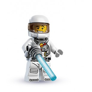 LEGO Series 1 Minifigures Minifigures - Spaceman