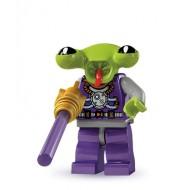 LEGO Series 3 Minifigures Minifigures - Spaec Alien - Complete Set