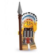 LEGO Series 3 Minifigures Minifigures - Tribal Chief