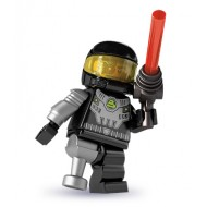 LEGO Series 3 Minifigures Minifigures - Space Villain - Complete Set