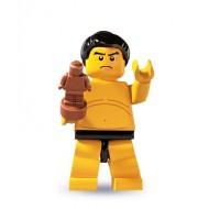 LEGO Series 3 Minifigures Minifigures - Sumo Wrestler - Complete Set