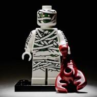LEGO Series 3 Minifigures Minifigures - Mummy - Complete Set (halloween)