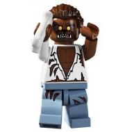 LEGO Series 4 Minifigures Minifigures - Werewolf - Complete Set (Halloween)