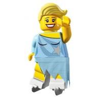 LEGO Series 4 Minifigures Minifigures - Ice Skater