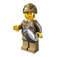 LEGO Series 5 Minifigures Minifigures - Detective - Complete Set