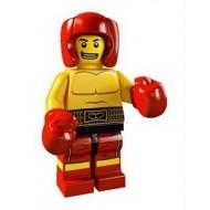 LEGO Series 5 Minifigures Minifigures - Boxer - Complete Set