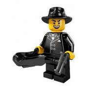 LEGO Series 5 Minifigures Minifigures - Gangster - Complete Set