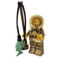 LEGO Series 5 Minifigures Minifigures - Ice Fisherman - Complete Set
