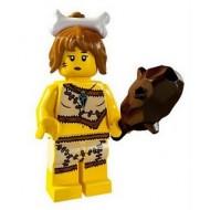 LEGO Series 5 Minifigures Minifigures - Cave Woman - Complete Set
