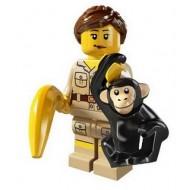 LEGO Series 5 Minifigures Minifigures - Zookeeper - Complete Set