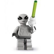 LEGO Series 6 Minifigures Minifigures - Classic Alien - Complete Set