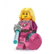 LEGO Series 6 Minifigures Minifigures - Intergalactic Girl - Complete Set