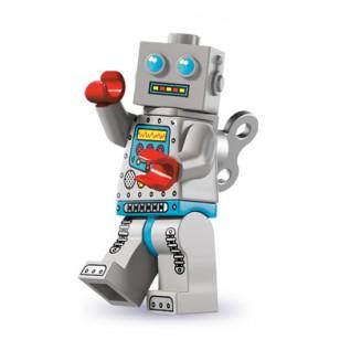 LEGO Series 6 Minifigures Minifigures - Clockwork Robot - Complete Set