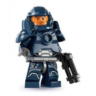 LEGO Series 7 Minifigures Minifigures - Galaxy Patrol - Complete Set