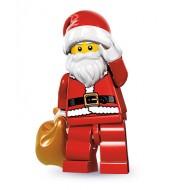 LEGO Series 8 Minifigures Minifigures - Santa - Complete Set