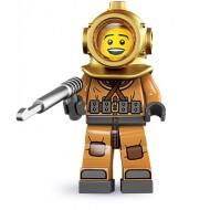 LEGO Series 8 Minifigures Minifigures - Diver - Complete Set