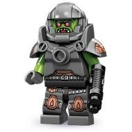 LEGO Series 9 Minifigures Minifigures - Alien Avenger - Complete Set