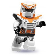 LEGO Series 9 Minifigures Minifigures - Battle Mech - Complete Set