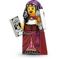 LEGO Series 9 Minifigures Minifigures - Fortune Teller - Complete Set