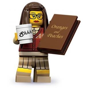LEGO Series 10 Minifigures Minifigures - Librarian - Complete Set