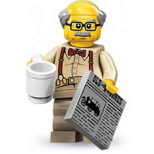 LEGO Series 10 Minifigures Minifigures - Grandpa - Complete Set