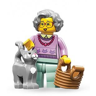 LEGO Series 11 Minifigures Minifigures - Grandma - Complete Set