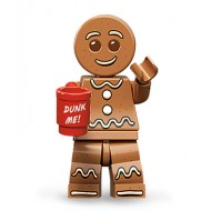 LEGO Series 11 Minifigures Minifigures - Gingerbread Man - Complete Set