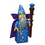 LEGO Series 12 Minifigures - Wizard - Complete Set