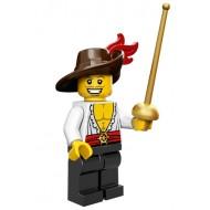 LEGO Series 12 Minifigures - Swashbuckler - COMPLETE SET