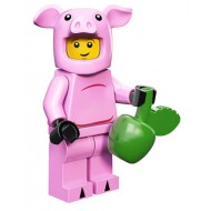 LEGO Series 12 Minifigures - Piggy Guy - COMPLETE SET