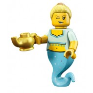 LEGO Series 12 Minifigures - Genie Girl - COMPLETE SET