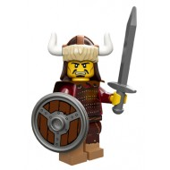 LEGO Series 12 Minifigures - Hun Warrior - COMPLETE SET